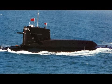 First Glimpse Of China's Nuclear Submarine Fleet
