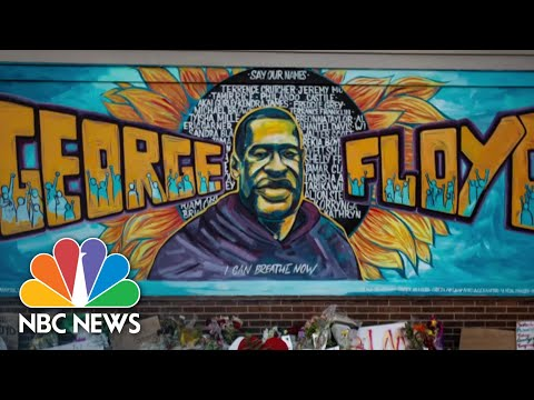 House Passes Police Reform Bill Named After George Floyd  NBC Nightly News