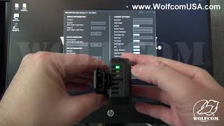 How to Turn GPS ON and OFF on the WOLFCOM Halo Police Body Camera