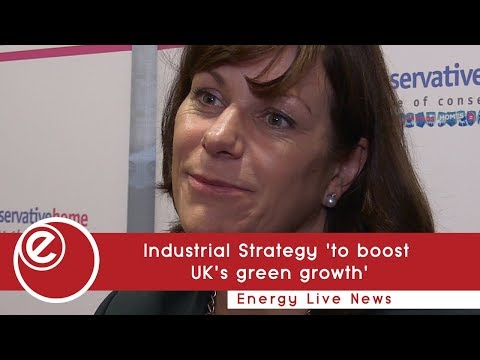 Industrial Strategy 'to boost UK's green growth'