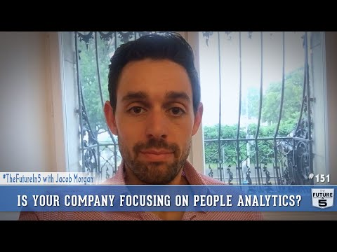 Why People Analytics Is The Next Big Opportunity For Your Organization