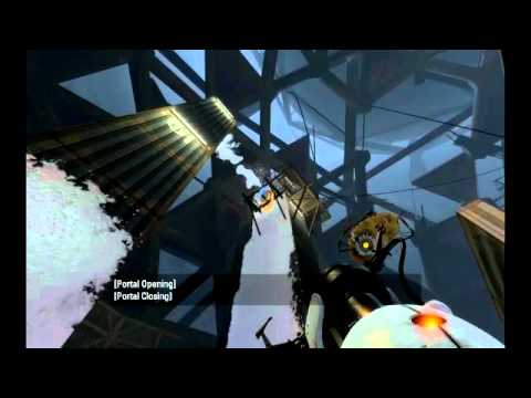 Portal 2 Gameplay Review Análisis