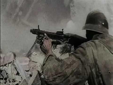 Top 5 Intense and Brutal Color World War II Combat Footage ...