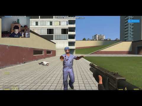 Showcase all scp snpcs - Garry's mod