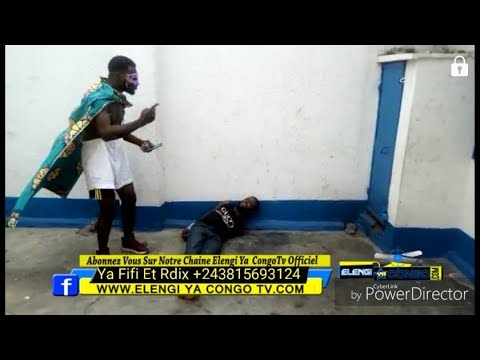 Kinshasa Makambo : Heros Superman Abimi Na Kinshasa Azo Aidé Population 2eme Partie