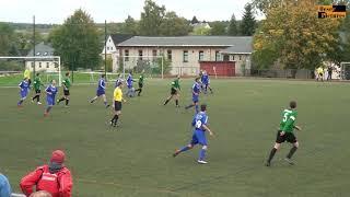 Kreisoberliga Erzgebirge SV Blau-Weiß Crottendorf - SV Eintracht Bermsgrün 2:2   06.10.2019