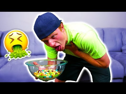 BEAN BOOZLED CHALLENGE GONE WRONG... WITH UNSPEAKABLEGAMING AND MOOSECRAFT!