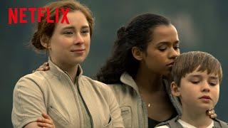 《太空迷航》– 花絮:羅賓森歷險記 [HD] – Netflix