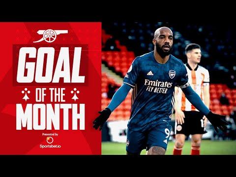 Who scored Arsenal's best goal in April? | Lacazette, Miedema, Pepe, Saka, van de Donk