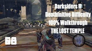 Darksiders II PS4 Deathinitive All Collectables 100% Walkthrough Part 8 Lost Temple(Darksiders II walkthrough is played on new game Deathinitive Difficulty on PS4 console. Following this walkthrough will net you ALL DLC items like The ..., 2016-04-16T09:17:05.000Z)