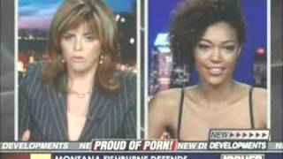Montana Fishburne Defends Her Decision To Make Porn Movie.flv