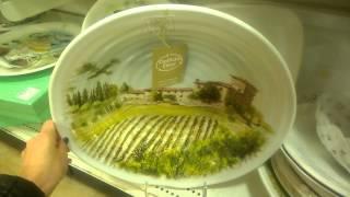 США.Юта. ТJ Maxx. Товары для дома. Красивая посуда.Любителям посуды.