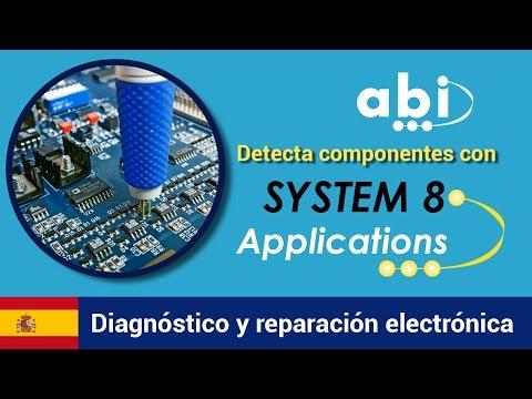 Diagnóstico y reparación de PCBs con la línea SYSTEM 8 de ABI