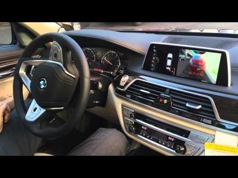 2016 BMW Parking Assistant