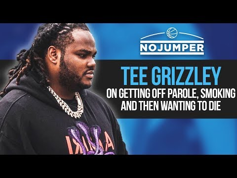Tee Grizzley on Getting off Parole, Smoking and then wanting to Die
