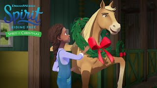 Spirit of Christmas Promo | SPIRIT RIDING FREE