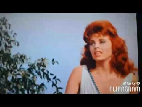 TINA LOUISE AS SAPPHO FROM THE WARRIOR EMPRESS 1960