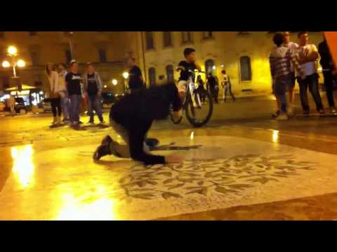 The Breaker  Freestyle 1 (Piazza S.Oronzo Lecce)