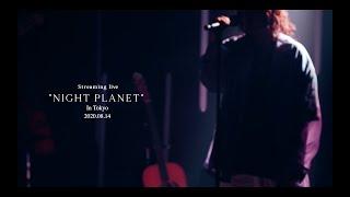 """Chiaki Sato Streaming live """"NIGHT PLANET"""" In Tokyo August 14, 2020 Directed by Kyotaro Hayashi vocal:Chiaki Sato guitar:Tetsu Kinoshita bass:Takeshi ..."""