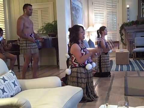 maori game