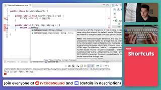 Return Statement in Java