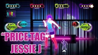 "Jessie J ft. B.o.B. ""Price Tag"" | Just Dance 3 Gameplay"