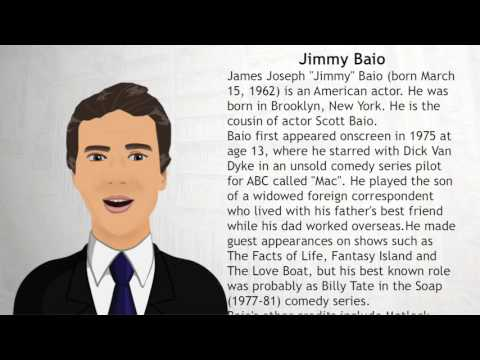 Jimmy Baio - Wiki Videos
