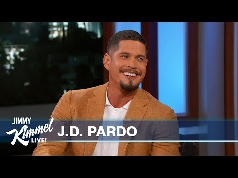 J.D. Pardo On Cop Dad, Starting A Gang & Underwear Modeling