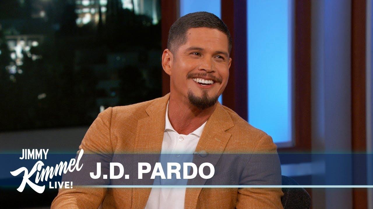 J.D. Pardo on Cop Dad, Starting a Gang & Underwear Modeling