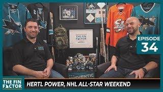 Hertl Power, NHL All-Star Weekend (Ep 34)
