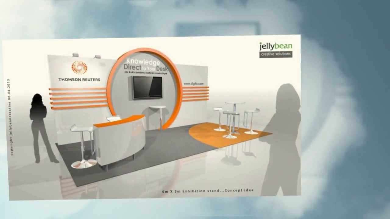 Exhibition Stand Portfolio : Exhibition design portfolio youtube