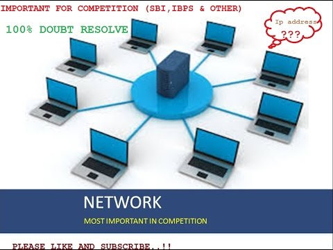BASIC CONCEPT OF COMPUTER NETWORK IN HINDI PART-1