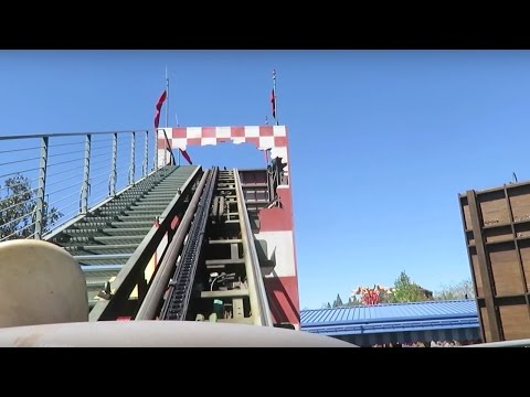 Riding every ride at The Magic Kingdom in one day! (Part 1) | BrandonBlogs