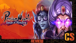 PERSIAN NIGHTS: SANDS OF WONDERS - PS4 REVIEW