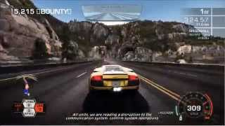 Need For Speed Hot Pursuit Game Play Double Jeopardy
