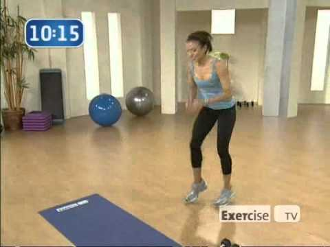 Bridal Body Burn Workout Videos By Exercisetv