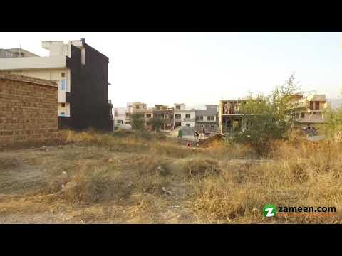 4 MARLA RESIDENTIAL PLOT AVAILABLE FOR SALE IN D-12  ISLAMABAD