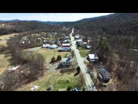 West Fairlee VT - Green Mountain Drone VT 251 Project