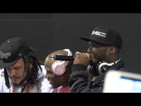 50 Cent & Floyd Mayweather Call Out Manny Pacquiao CES 2012