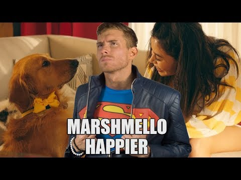 (I CRY) MARSHMELLO - HAPPIER REACTION | SK Reacts - #DailyTrend