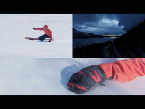 LSM - a contemporary ski video