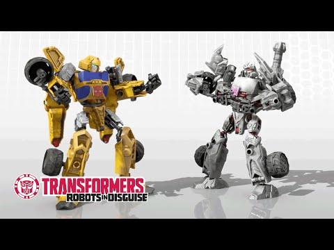 Transformers: Construct-Bots - Switcheroo!