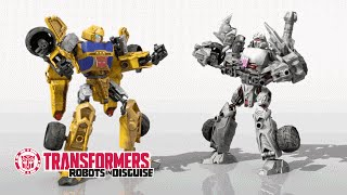 Transformers Construct-bots: Switcheroo!