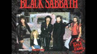 Black Sabbath 07 Sphinx The Guardian &  Seventh Star live 1986 feat Glenn Hughes!!!