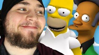 JOGOS DA MINHA INFÂNCIA #4 (Simpsons Hit'n'Run)
