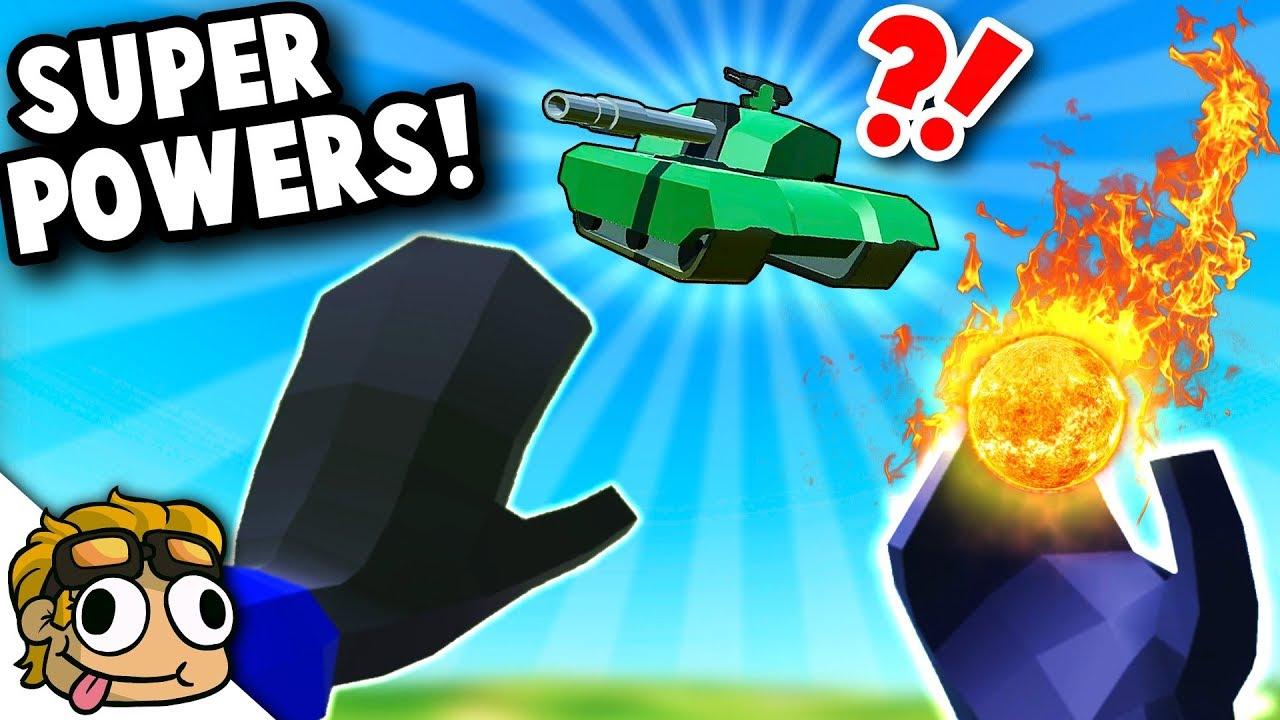 WE HAVE SUPER POWERS! | Ravenfield Mod Gameplay - ImKibitz