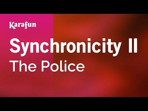 Karaoke Synchronicity II - The Police *