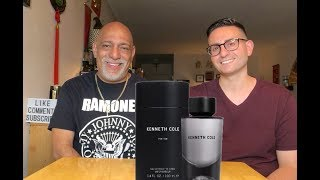 Kenneth Cole For Him Cologne Fragrance Review with Redolessence