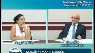 Nurgül Yılmaz ile Mercek Altı   Maski Genel Müdür Yakup Koç
