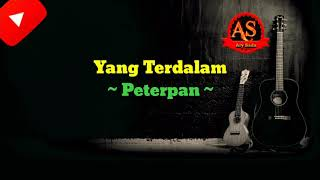 Peterpan - Yang Terdalam (Karaoke) *Tanpa Vokal*
